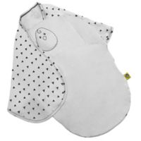 Nested Bean 2-in-1 Zen Swaddle in Grey This Way