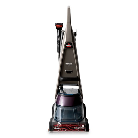 BISSELL DeepClean 47A2 Premier Upright Cleaner Bed Bath