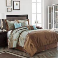 Nanshing Anna California Queen Comforter Set