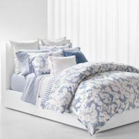 Lauren Ralph Lauren Willa Reversible Full/Queen Comforter Set in Blue