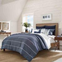 Nautica® Candler Full/Queen Comforter Set in Navy