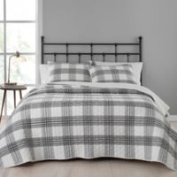 Pendleton® Crestbrook Reversible Full/Queen Quilt in Grey