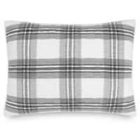 Pendleton® Crestbrook King Pillow Sham in Grey