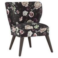 Skyline Furniture Loretto Dining Chair in Purple