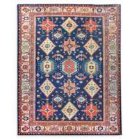 RUGGABLE® Noor 8' x 10' Flat-Weave Indoor/Outdoor Area Rug in Sapphire