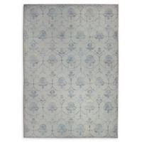 RUGGABLE® Leyla 5' x 7' Flat-Weave Indoor/Outdoor Area Rug in Grey