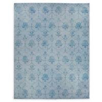 RUGGABLE® Leyla 8' x 10' Flat-Weave Indoor/Outdoor Area Rug in Blue
