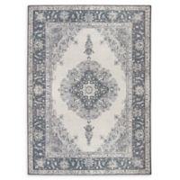 RUGGABLE® Parisa 5' x 7' Flat-Weave Indoor/Outdoor Area Rug in Grey