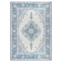 Ruggable® Parisa 5' X 7' Flat-weave Area Rug in Blue