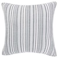 Bee & Willow™ Home Sawyer European Pillow Sham in Grey