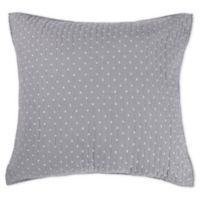 Bee & Willow Home™ Holden European Pillow Sham in Grey