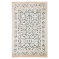 "Jaipur 8'10"" x 11'9"" Living Regal Area Rug in Teal"