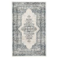 Jaipur Eisley 2' x 3' Accent Rug in Blue/Ivory