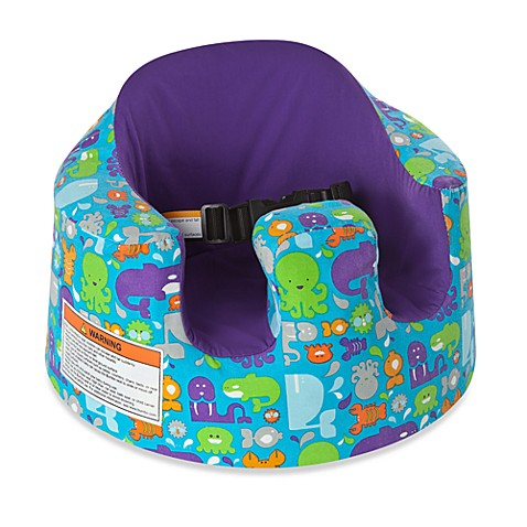 Bumbo Floor Seat Cover In Sea Critters Buybuy Baby