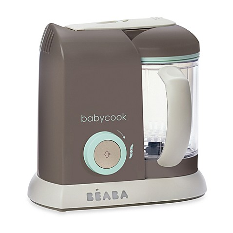 Beaba 174 Babycook Baby Food Maker In Latte Mint Buybuy Baby