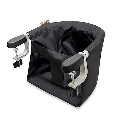 Mountain Buggy 174 Pod Clip On High Chair In Black Buybuy Baby