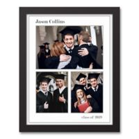Direct Designs College Grad 12.7-Inch x 15.7-Inch Framed Canvas Wall Art