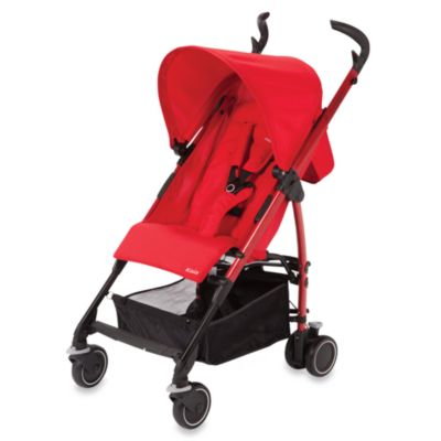 Image Of Maxi Cosi® Kaia Stroller In Intense Red