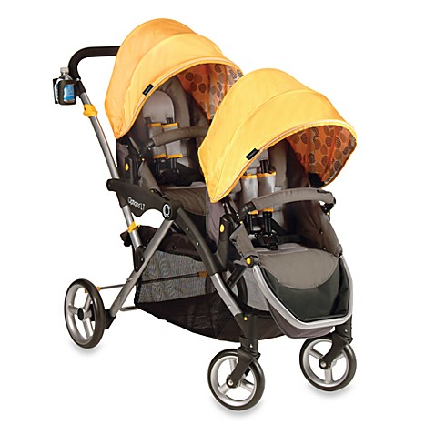 Contours® Options LT Tandem Stroller in Valencia Gold