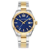 Philip Stein Men's 42mm 92TG-CBLG-SSTG Bracelet Watch