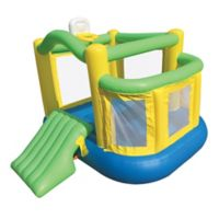 Autoflate Fort and Sport Bounce House