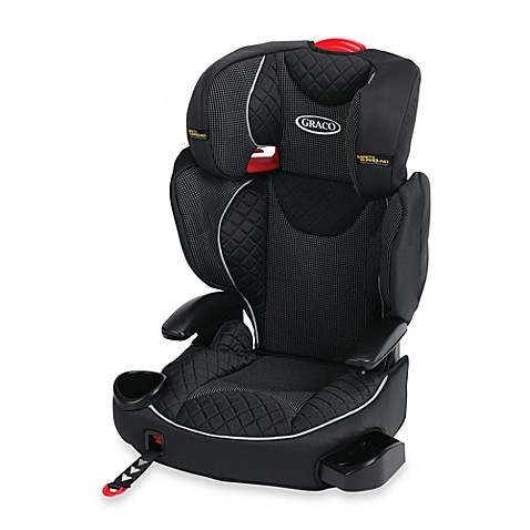 graco affix safety surround side impact protection highback booster seat in stargazer buybuy. Black Bedroom Furniture Sets. Home Design Ideas