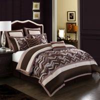 Nanshing Jonathan Reversible Queen Comforter Set
