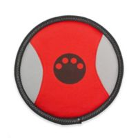 Active-Life Neoprene Floating Frisbee Chew Dog Toy in Red/Black