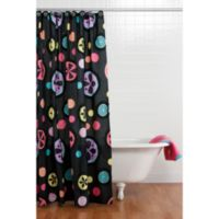 One Grace Place Magical Shower Curtain With Hooks