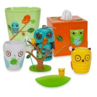 Give A Hoot Resin Jar