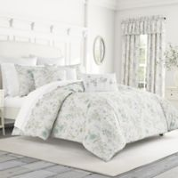 Piper & Wright Katelyn King Comforter Set in White