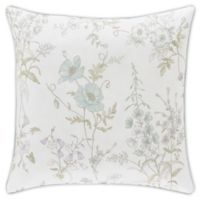 Piper & Wright Katelyn 20-Inch Square Throw Pillow in White