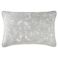 DKNY Sunwashed Standard Pillow Sham in Grey