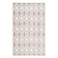 Jaipur Meira 5' x 7'6 Indoor/Outdoor Area Rug in Grey/White