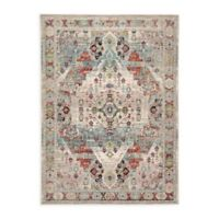 Jaipur Farra 4' x 5'8 Indoor/Outdoor Area Rug in Green/Multi