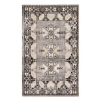 Jaipur Polaris Paloma 2' x 3' Indoor/Outdoor Accent Rug in Grey/Beige