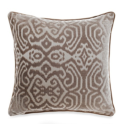 Polonia Beige Throw Pillow Bed Bath Amp Beyond