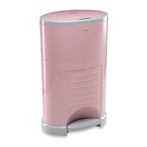 Diaper dekor kolor plus diaper disposal system in soft for Dekor diaper pail