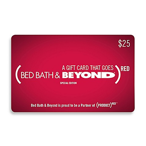 (RED)EEM Gift Card $25