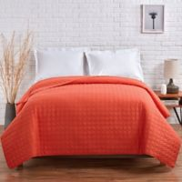 VCNY Jackson Twin Quilt in Red