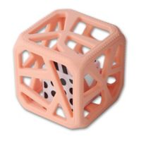 Munch Baby Malarkey Kids Chew Cube in Pink