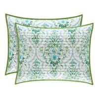J. Queen New York™ Kayani Standard Pillow Sham in Teal