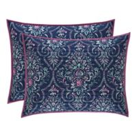 J. Queen New York™ Kayani Standard Pillow Sham in Indigo