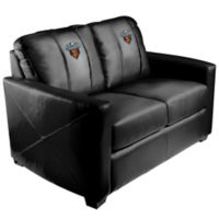 MLB San Francisco Giants Silver Loveseat with 2010 Champions Logo