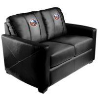 NHL New York Islanders Silver Loveseat