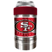 NFL San Francisco 49ers The LOCKER Insulated Can and Bottle Holder