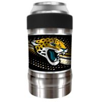 NFL Jacksonville Jaguars The LOCKER Insulated Can and Bottle Holder