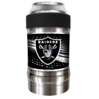 NFL Oakland Raiders The LOCKER Insulated Can and Bottle Holder