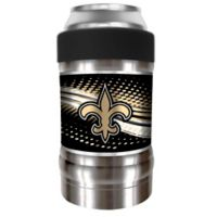 NFL New Orleans Saints The LOCKER Insulated Can and Bottle Holder