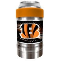 NFL Cincinnati Bengals The LOCKER Insulated Can and Bottle Holder